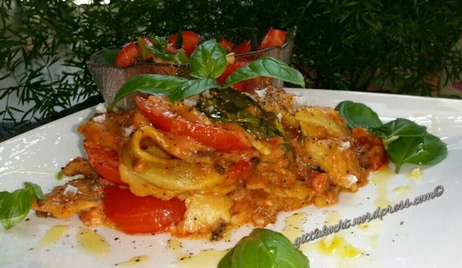 lasagne mit bolognese tomaten selbst gemachte. Black Bedroom Furniture Sets. Home Design Ideas